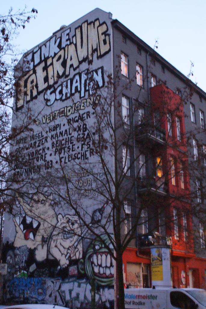 Skvott Berliinis. Foto: Flickri kasutaja Tijs (CC BY-SA 2.0)
