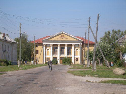 Sompa kultuurikeskus. Foto: Wikimedia Commonsi kasutaja Hannu
