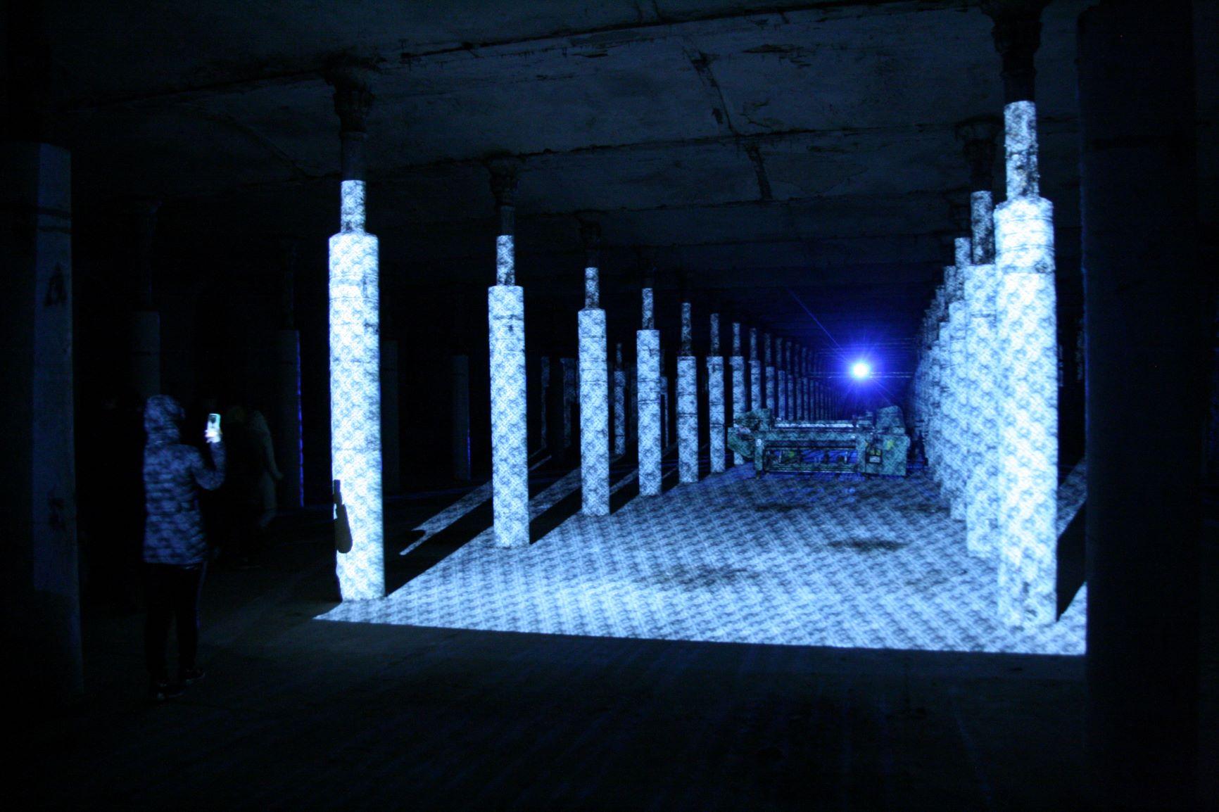 Kreenholmi valgusmatk. Foto: Theodorus Lethe