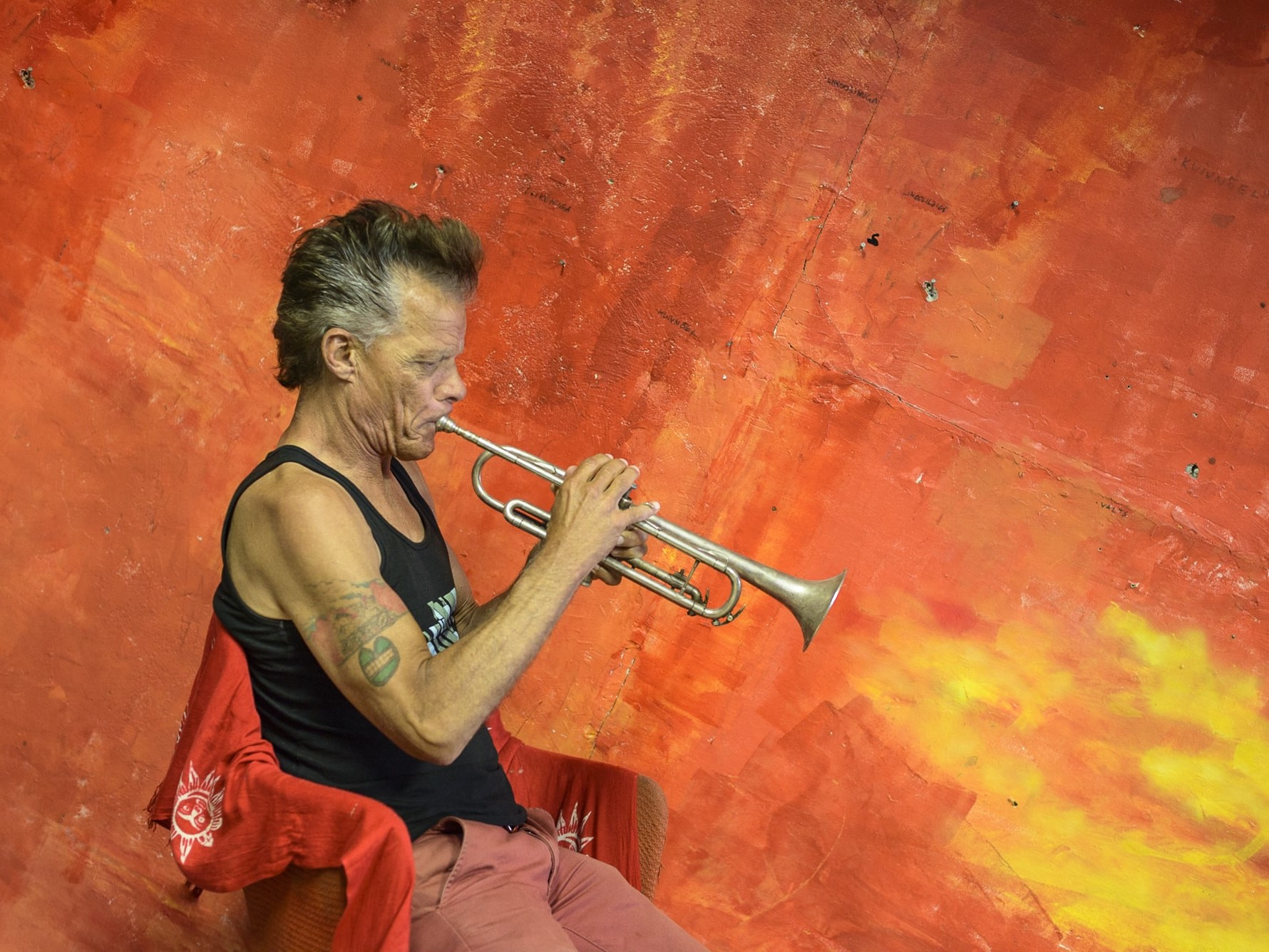 Steve Vanoni. Foto: Temuri Hvingija