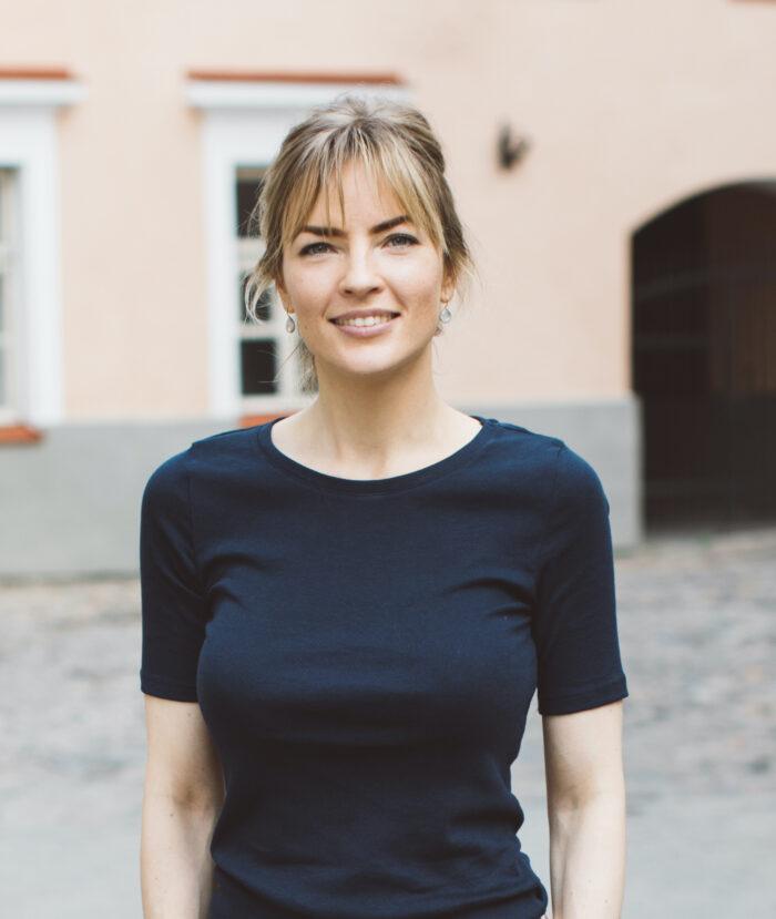 Stina Saunders. Foto: Carol-Liis Metsla