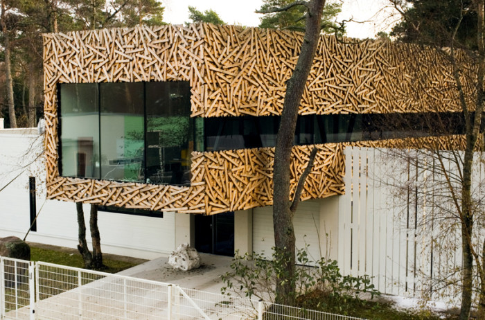 Suurupi House extension. Photo: Tarmo Varres