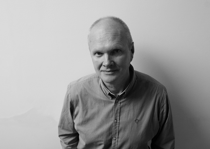 Sven Grünberg. Foto: Piia Ruber