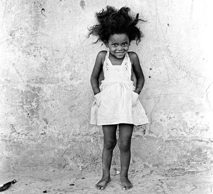 """Tüdruk Kaplinnas"" (1973). Foto: Juhan Kuus"
