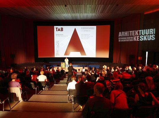 TAB 2013 sümpoosion kinos Kosmos. Foto: Reio Avasta