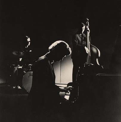 Tõnu Naissoo Trio albumi esikaas. Foto: Anton Mutt / Jazzaggression Records