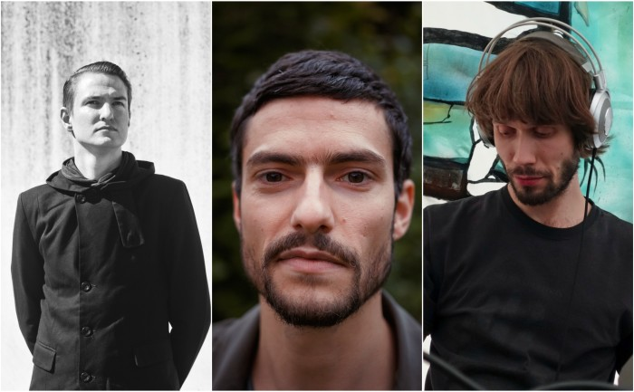 Vasakult: Exit Safe Mode (foto: Alan Proosa), Ali Asker (foto: Aleksander Kelpman), DJ Ilmajaam (foto: jumalteabkes)