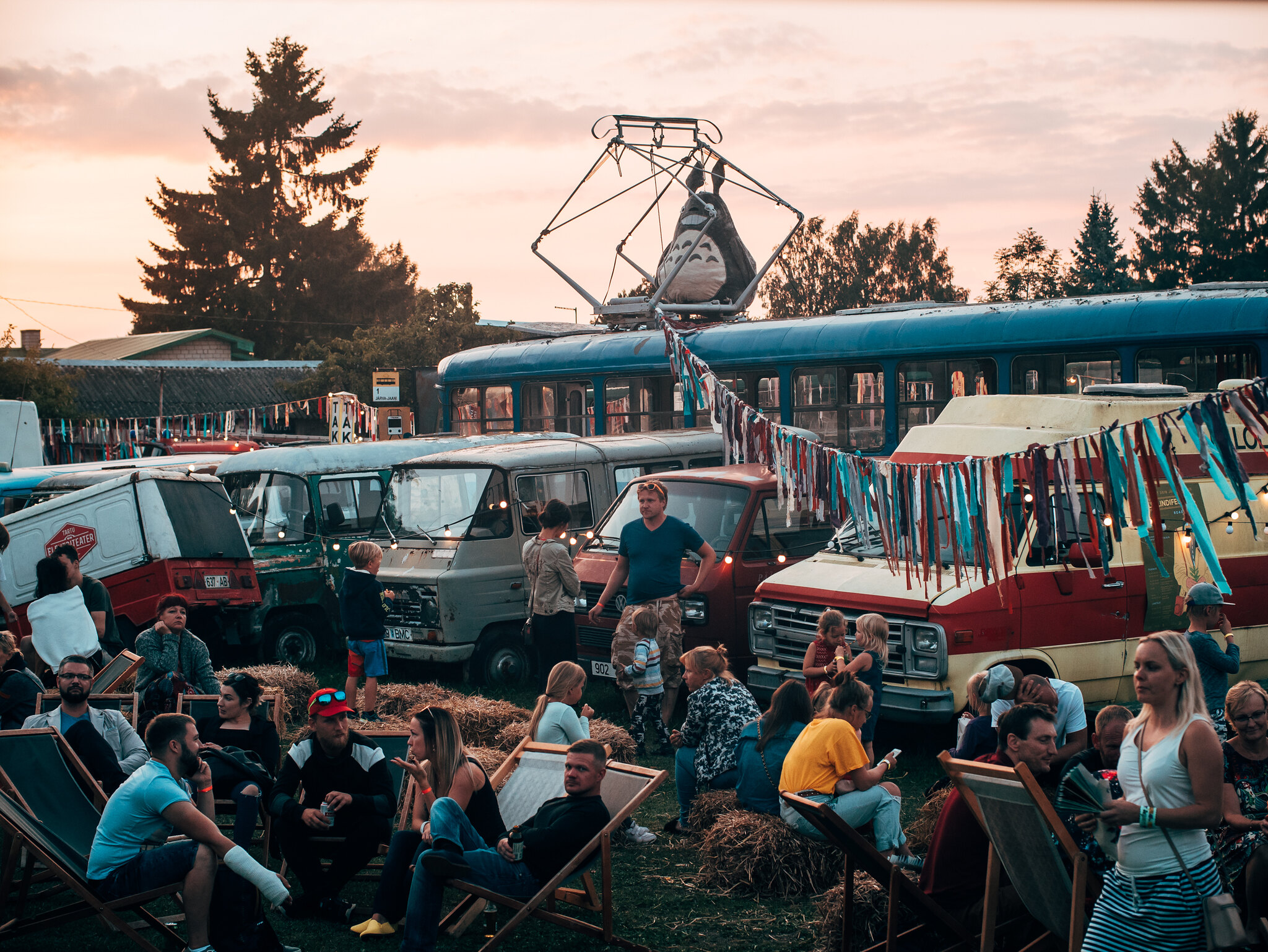 Filmilindifestival. Foto: Taavi Prints