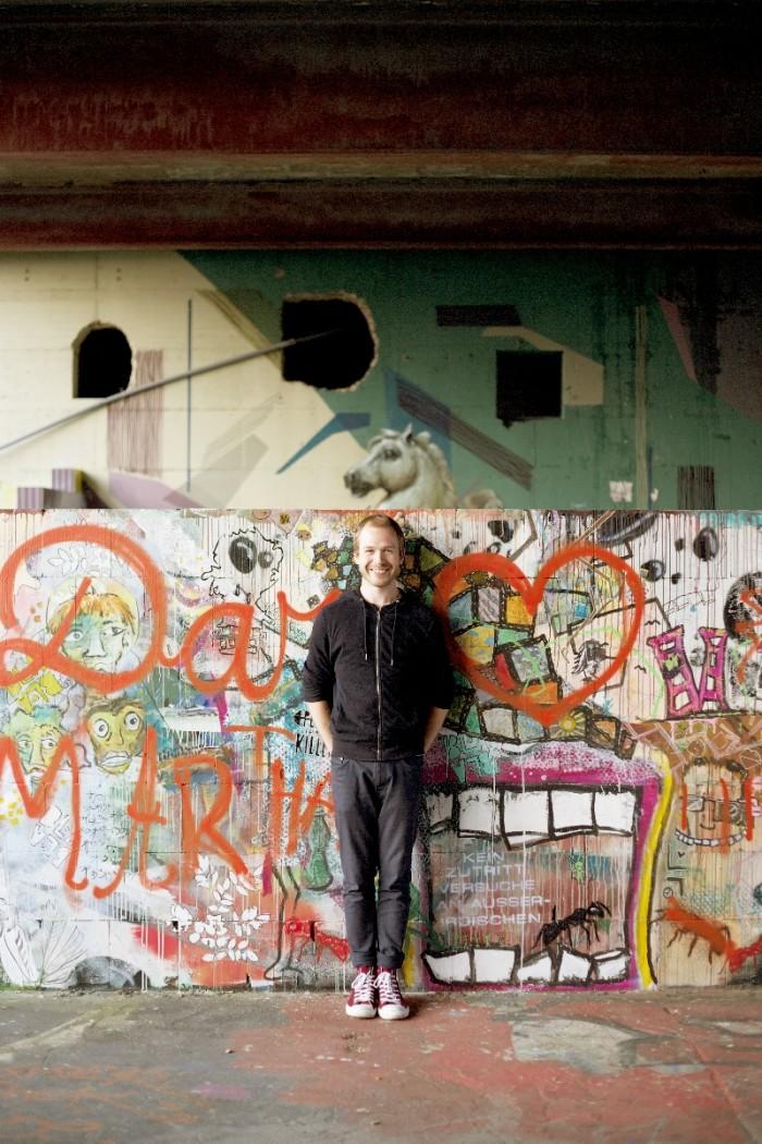 Berliinist saadud eelarvamustevaba suhtumine on väga vajalik kogu eluks, arvab Taavi. Foto: Mara Lea Hohn