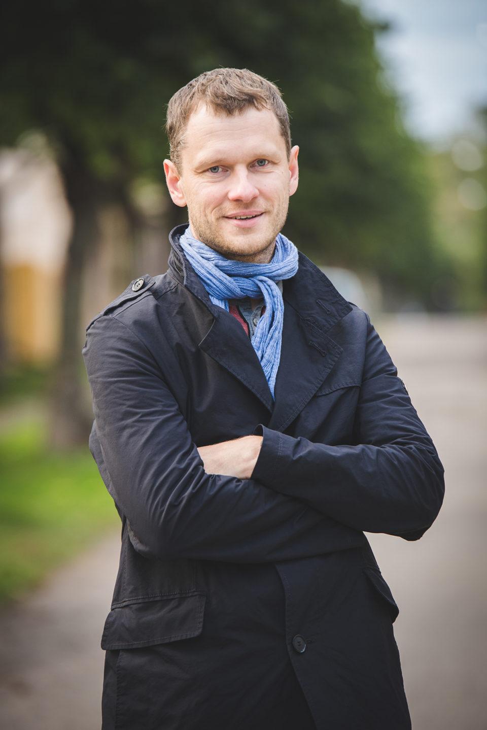 Tarmo Tüür. Foto: Liina Laurikainen