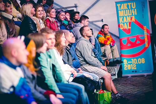 Tartu muusikanädal 2012. Foto: Ahto Sooaru