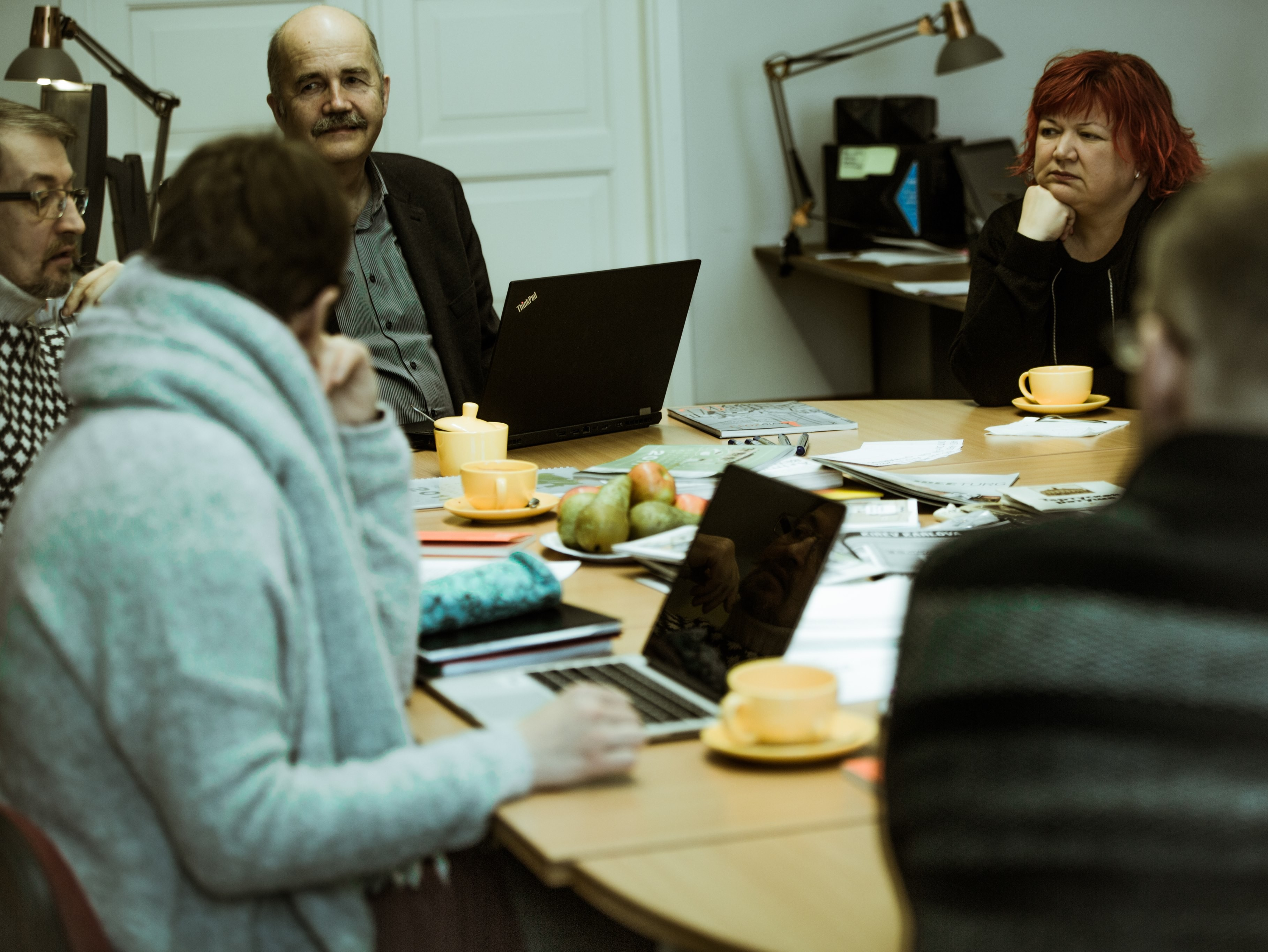 Tartu kultuuripealinnaks 2024 arutlused käivad. Foto: Gabriela Liivamägi