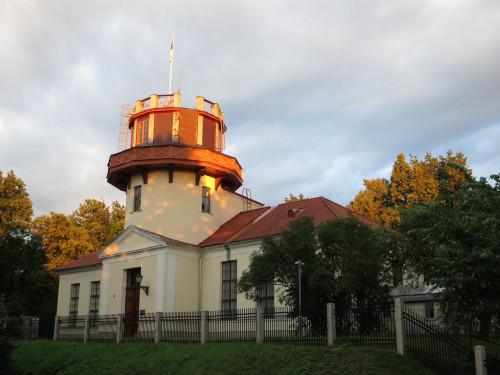 Tartu Tähetorn. Foto: Bernt Rostad (CC BY 2.0)