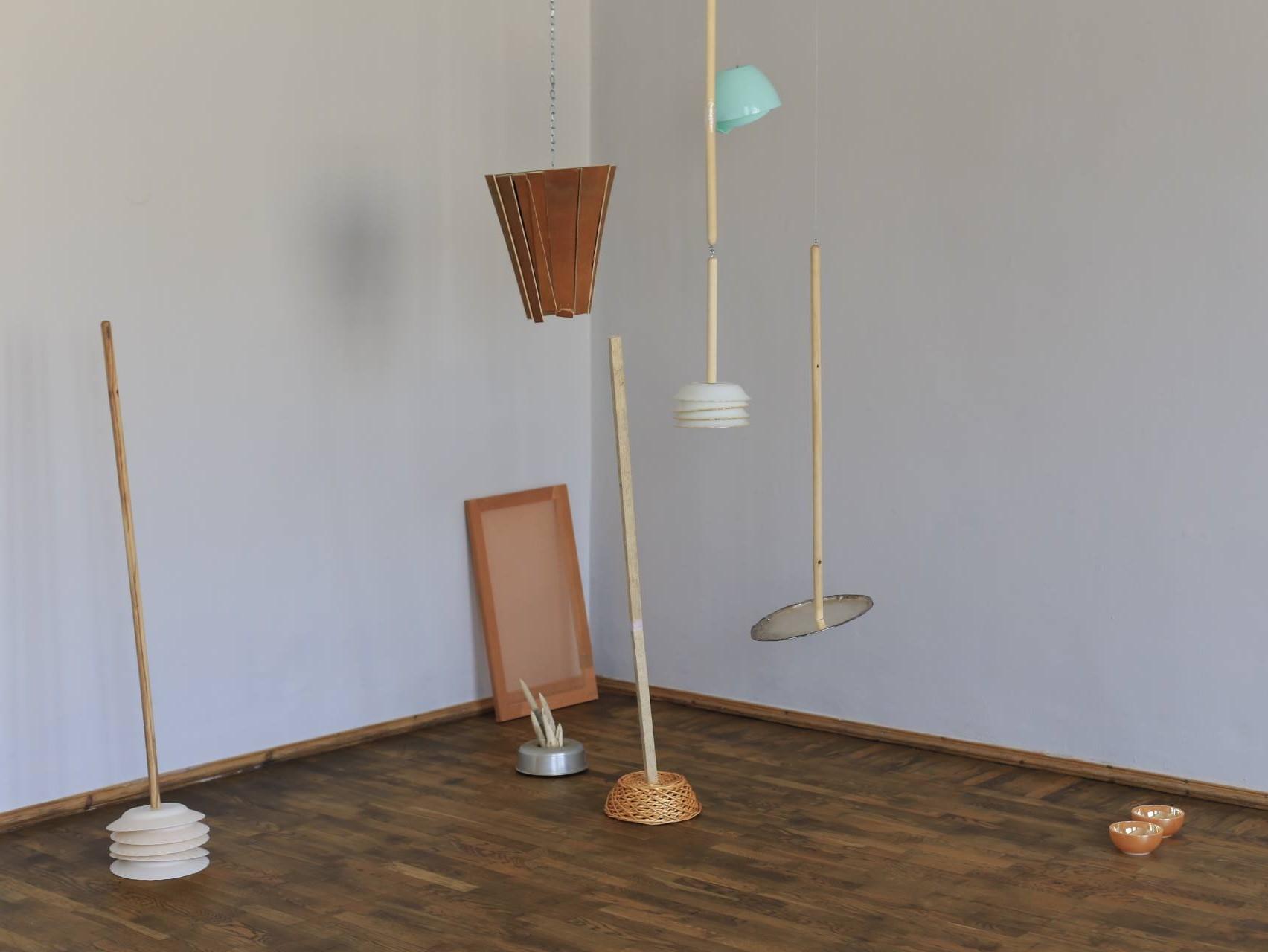 """Näituse """"Teemantmaja"""" vaade. Foto: Eva Mustonen"""