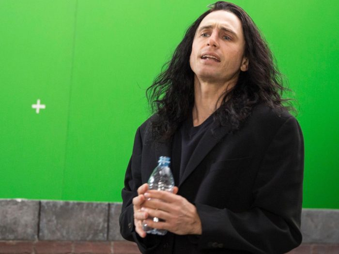 "James Franco filmis ""The Disaster Artist"""