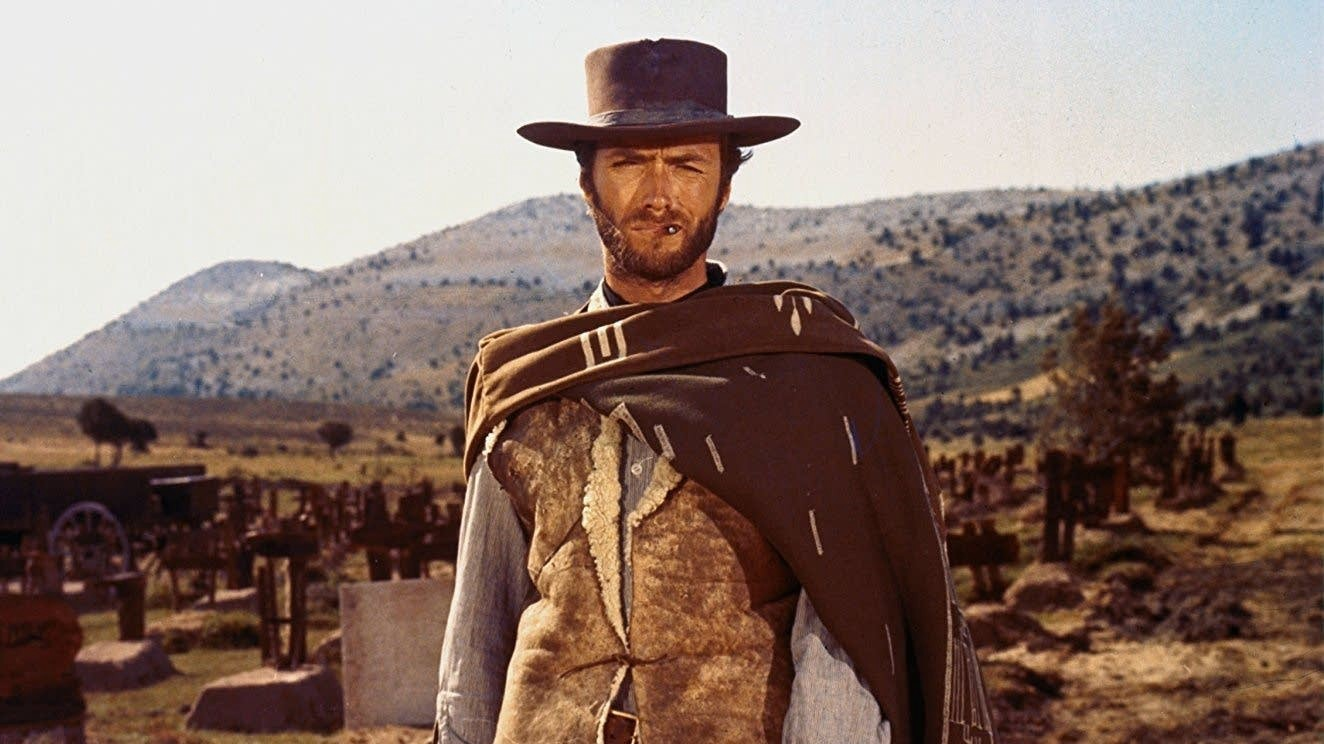 """Kaader filmist """"The Good, the Bad and the Ugly"""