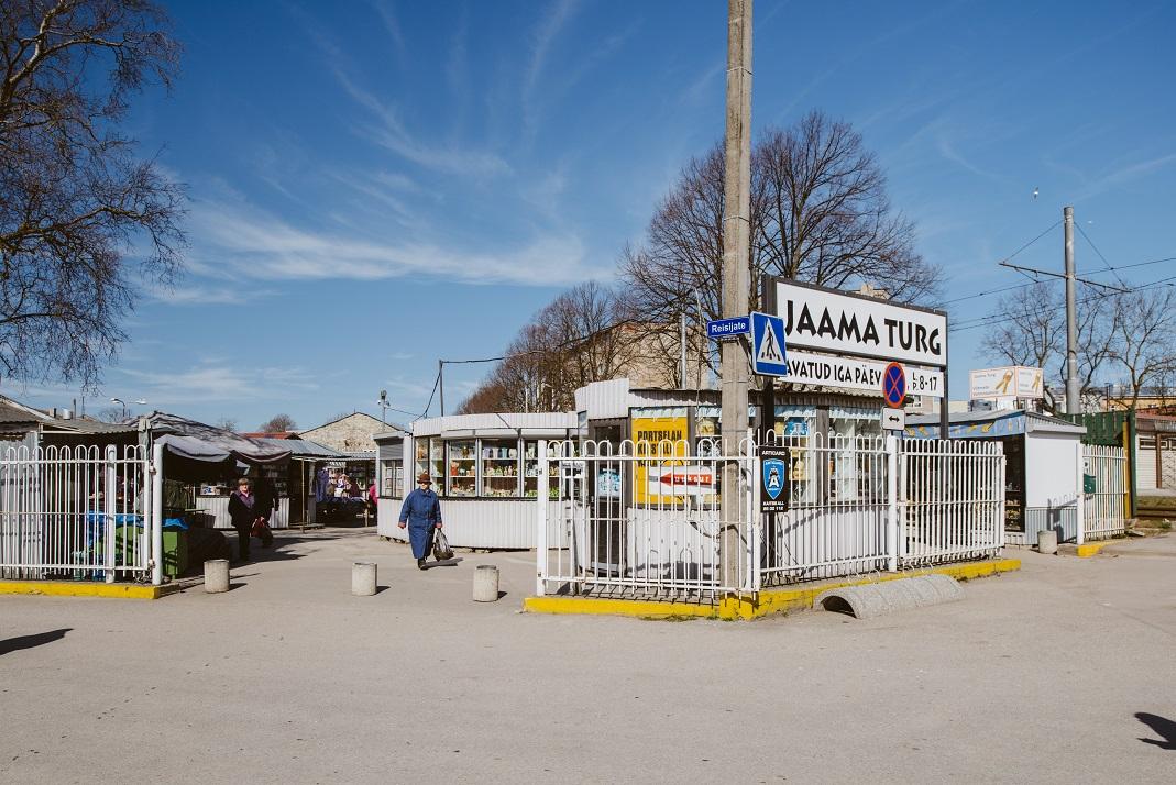 Balti jaama turg