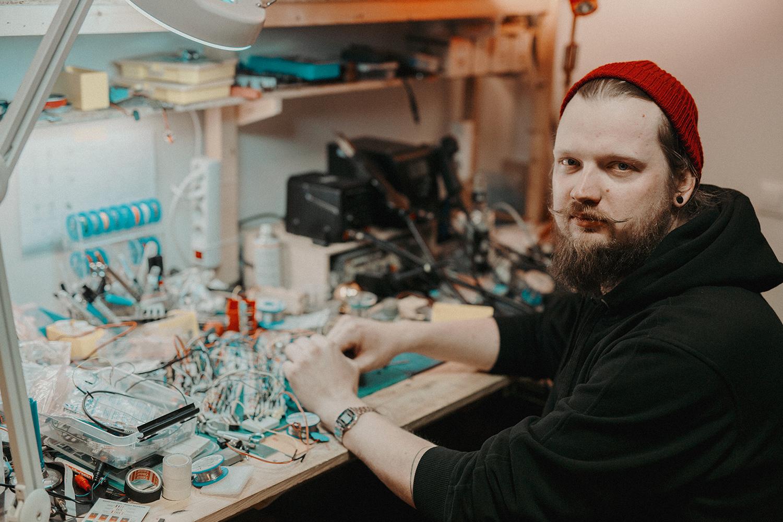 Toomas Savi. Foto: Ken Mürk