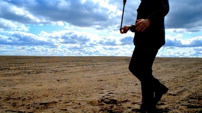 """Kaader teosest """"Vabaduse koorem"""". Foto: Eda Lõhmuse erakogu."""