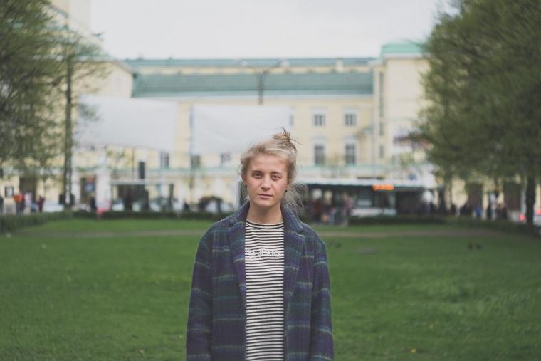 Triin Niinemets. Foto: Janis Kokk