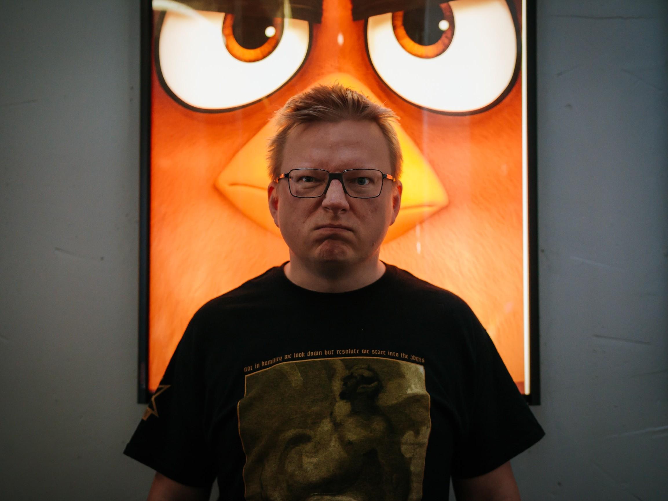 Tristan Priimägi. Foto: Aleksander Kelpman