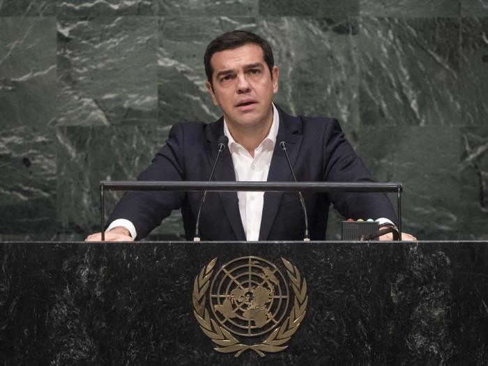 Alexis Tsipras. Foto: UN Photo (CC BY-NC-ND 2.0)