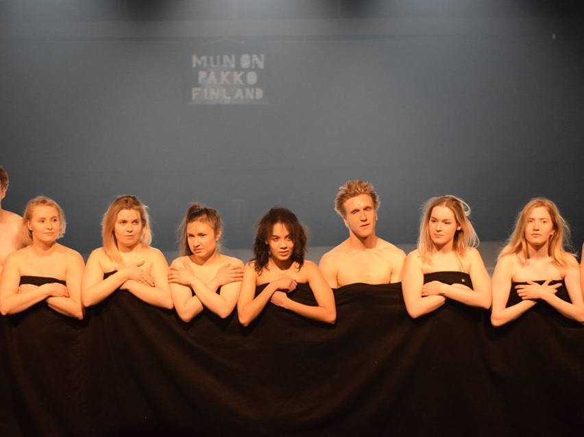 Tudengite Teatripäevad 2017. aastal. Foto: Carolina Tagobert