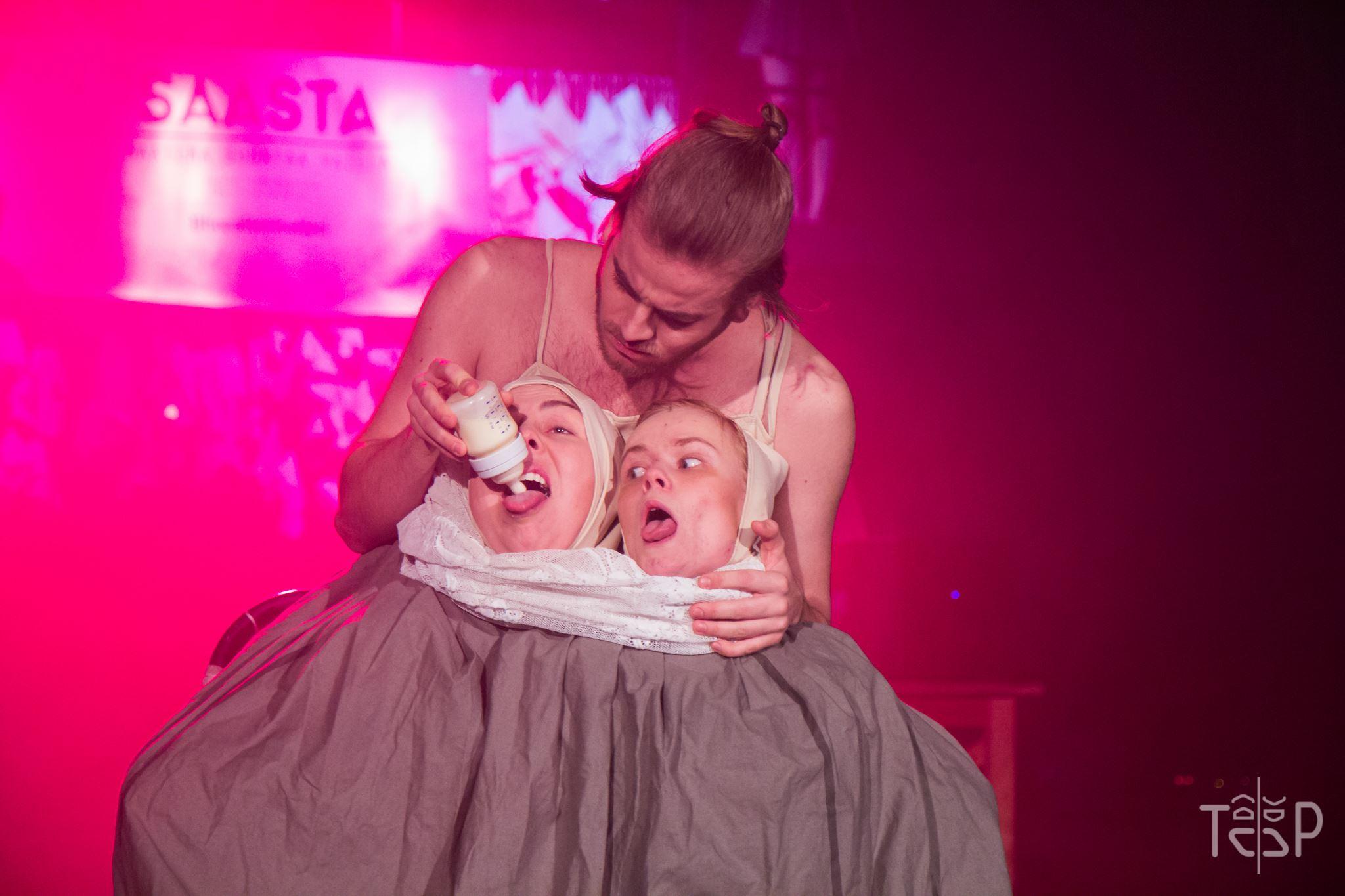 Tudengite teatripäevad 2015. Foto: Argo Ingver