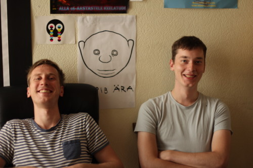 Mikk ja Peeter. Foto: Mari-Liis Rebane