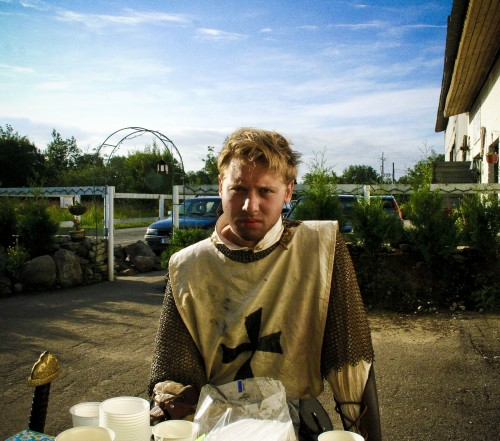 Martin Laksberg. Photo: personal archive