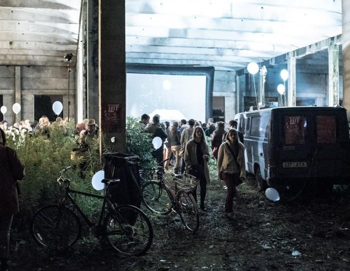 UIT aastal 2014 võsastunud, ent pidurüüs Tartu angaarides. Foto: Gabriela Liivamägi