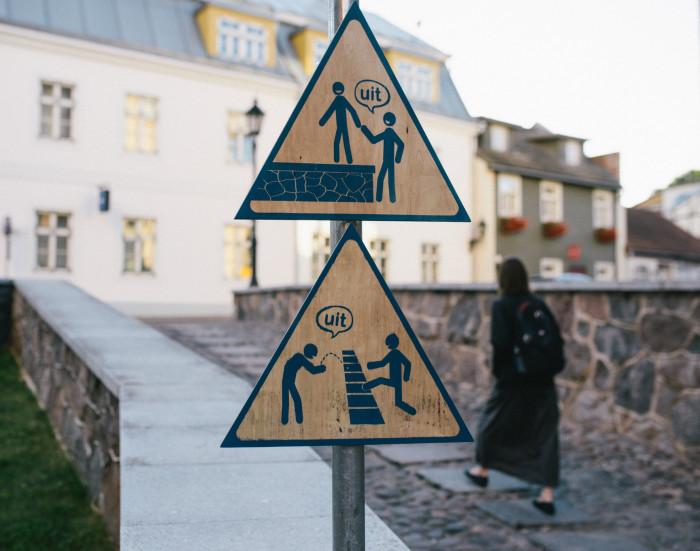 UIT viib avastama Tartu peidetud nurgataguseid. Foto: Patrik Tamm