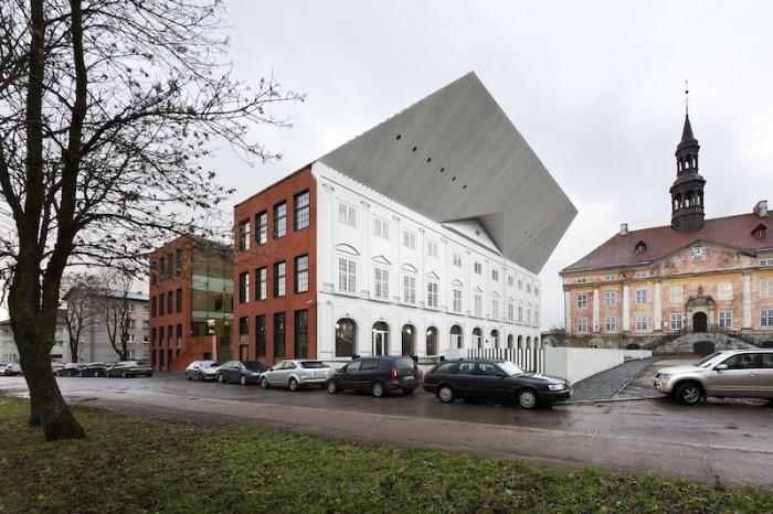 University of Tartu Narva College. Photo: Kaido Haagen