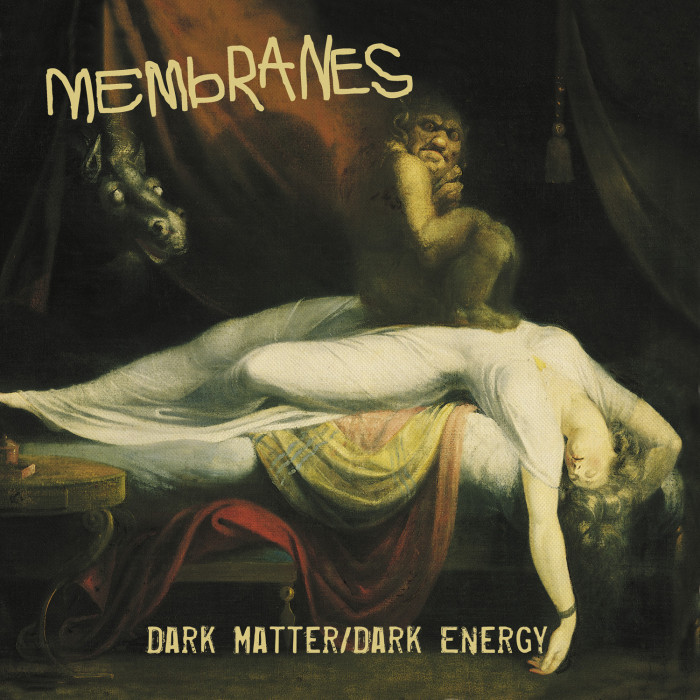 "The Membranes'i ""Dark Matter/Dark Energy""."
