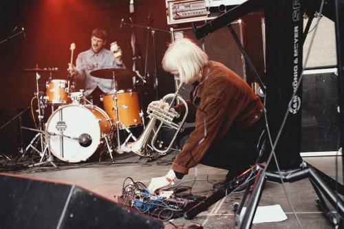 Rootsi bänd Hey Elbow esinemas möödunud aasta Indiefestil. Foto: Ken Mürk
