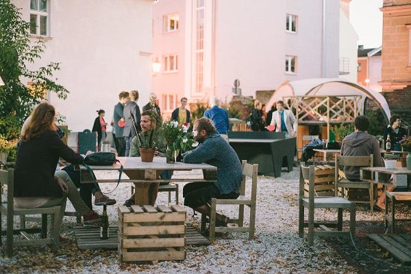 Uue Õue esimene suvi (2013). Foto: Patrik Tamm