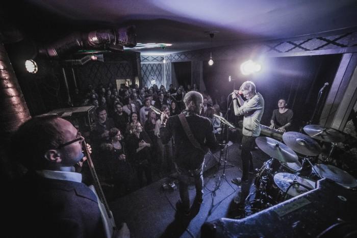 Kultuuriklubi Kelm. Foto: Gregor Jürna