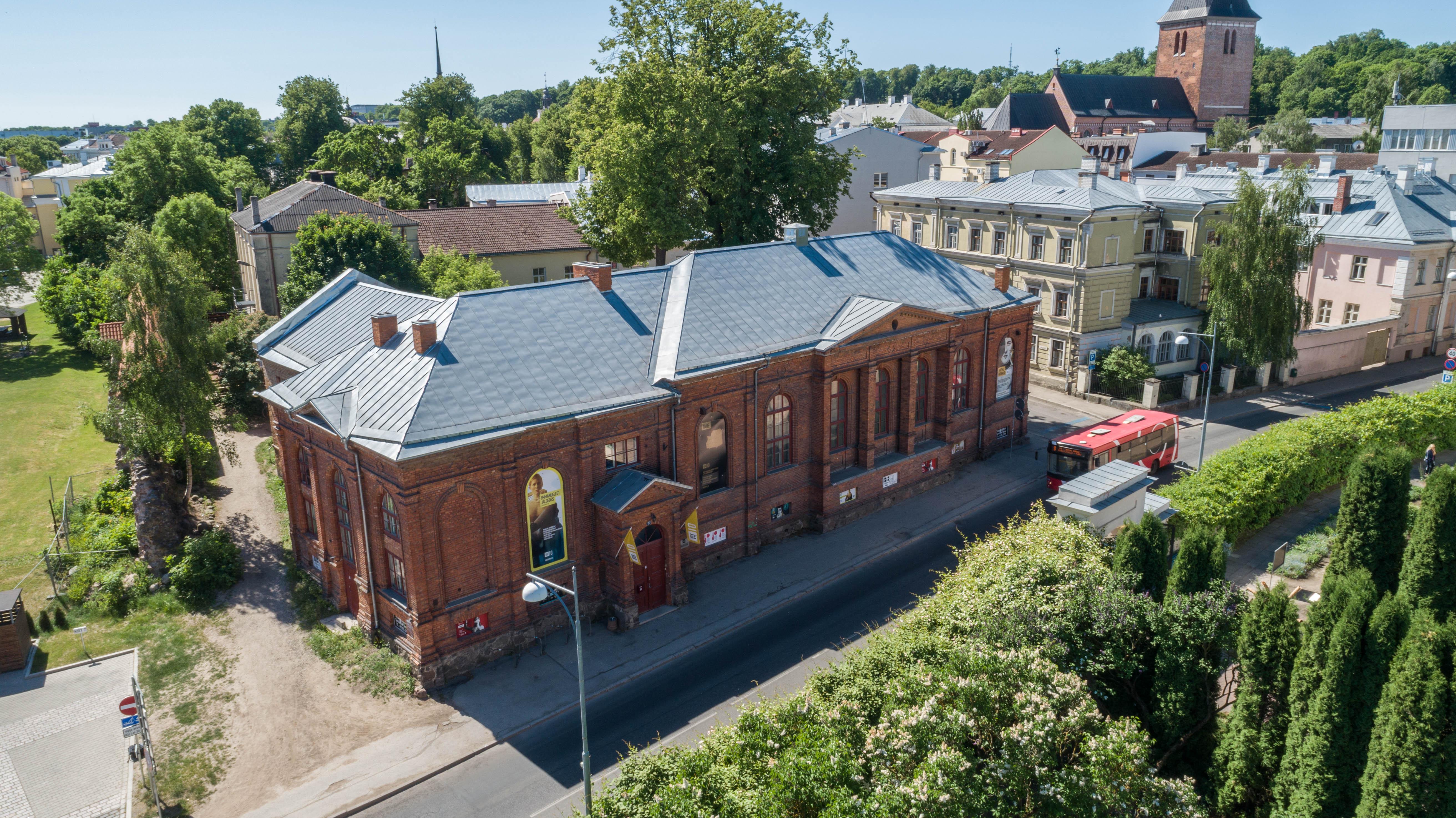 Tartu Uus Teater. Foto: Eesi Raa