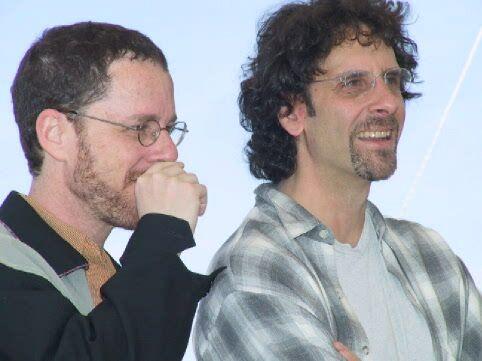 Vennad Coenid 2001. aasta Cannes'i filmifestivalil. Foto: Rita Molnár