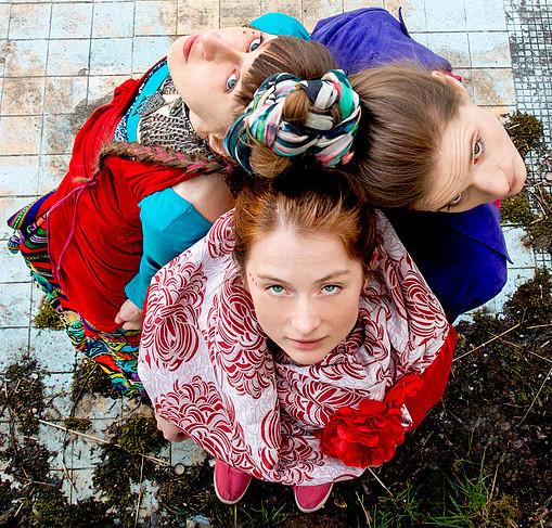Poola tüdrukutebänd Sutari. Foto: press