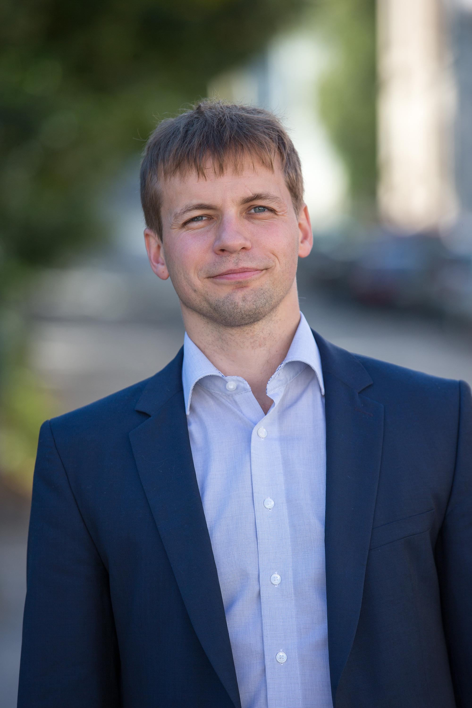 Viljar Veebel. Foto: Andres Tennus / Tartu Ülikool