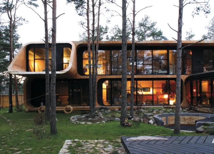 Villa U. Photo: Ilmar Saabas