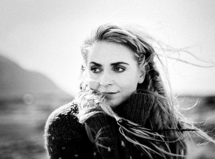 Viru Folgil üles astuv Fääri saartelt pärit lauljanna Eivør. Foto: Sigga Ella
