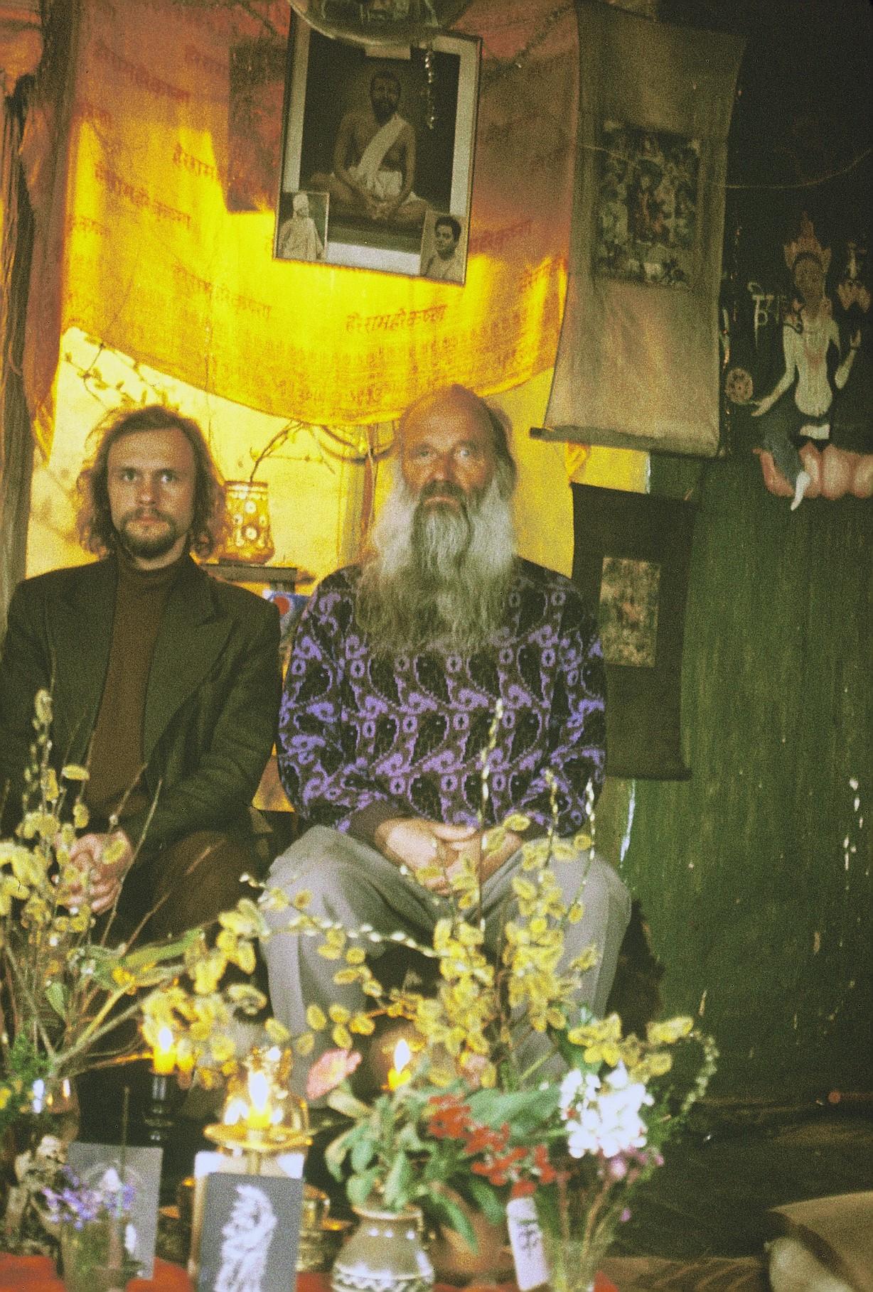 Vladimir Wiedemann ja Mihkel Ram Tamm. Foto: Erakogu