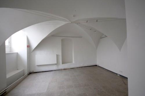 Vaade Y galerii endistele ruumidele