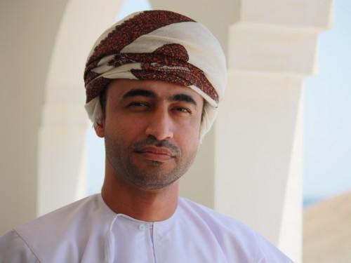 Zayed on Omaani kõige suurema, umbes 500 000-liikmelise Al Ghafri hõimu juht. Foto: Marit Sirgmets