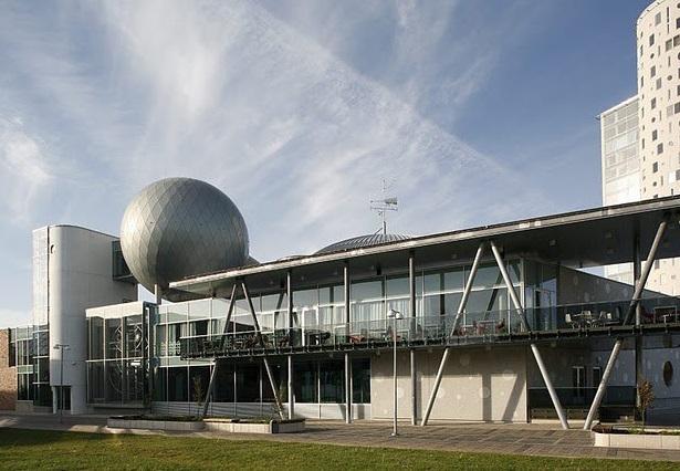 AHHAA teaduskeskus. Foto: Arne Maasik