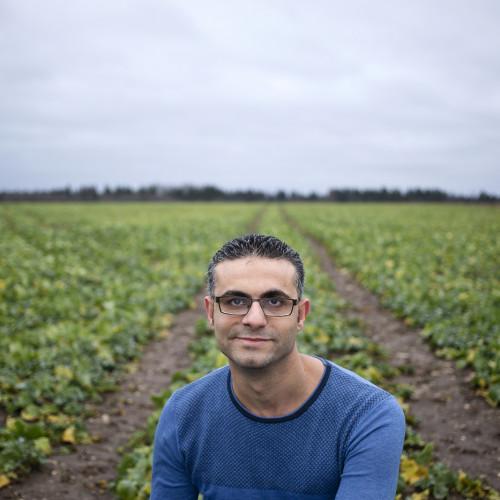 """Ahmed, egiptlane: """"Ma olen moslem ja ma armastan eestlast."""""""