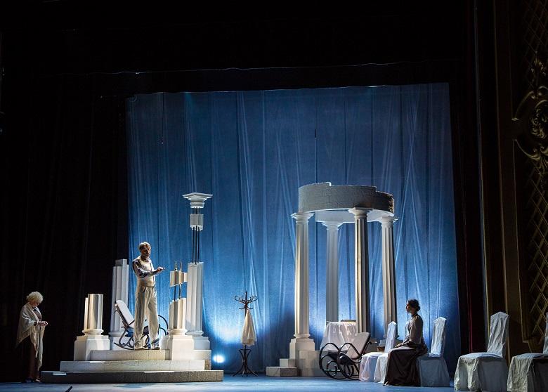 Foto: Jelena Vilt/ Vene teatri arhiiv