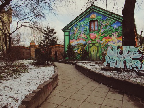 Christiania. Photo by Evelin Orgmets
